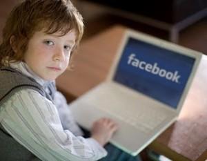 es correcto permitir que los niños usen facebook