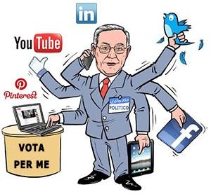 Redes sociales y política